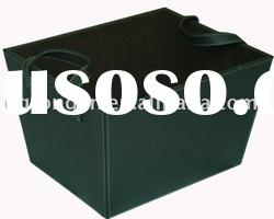 Faux Leather Storage Boxes B01-008