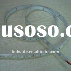 Flat led light strip, high power smd5050, ip67, Red colour