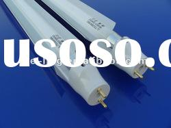Fluorescent lamp with electronic ballast