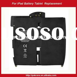 For iPad Battery Tablet Replacement