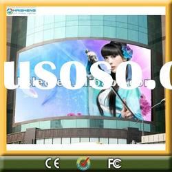 Full Color Display LED Price For Outdoor Advertising