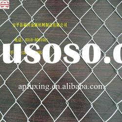 Galv. Chain Link Fence Netting Specification