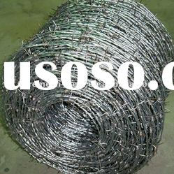 Good Quality Barbed Iron Wire Barbed Wire Mesh