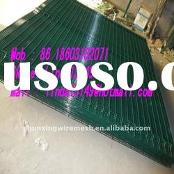 Hardware For Welded Wire Mesh Fence