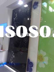 High gloss uv color painting panel( ideal material for kitchen cabinet,wardrobe)