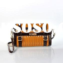 High quality famous brand name bag.big clutch bags 2012