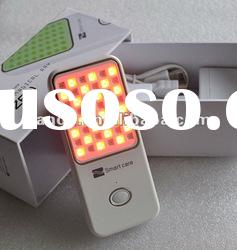 Home usel led light therapy beauty device red and green light led anti-aging acne removal MINILED