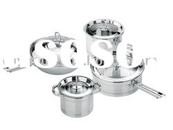 Hot Sale stainless steel European style cookware set