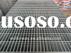 Hot-dipped/Electro galvanized welded wire mesh panel