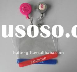 Hot sell retractable badge holder