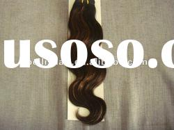 Hotsale and Cheap Body Weave Remy Human Hair Weave Extension 100% Remy Hair