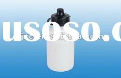 Household plastic products, clear plastic drinking water bottle item XC-2007