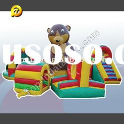 Inflatable Outdoor Play Park/The Children's Place