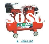 JBG-0.17/8 gasoline engine air compressor