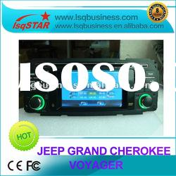 Jeep Voyager/Grand Cherokee car dvd with gps navi