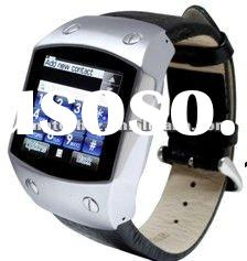 K820 Black Lofty Single Card Camera FM Cell Phone Watch Wrist