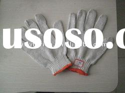 KNITTED COTTON GLOVES 420G