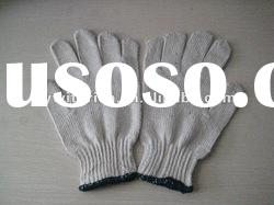 KNITTED COTTON GLOVES 550G