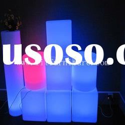 LED bar furniture/LED bar stool/LED banquet chair/hotel chair/garden chair