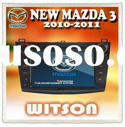 Mazda3 dvd player WITSON Special Car Navigation Systems Special Car DVD For NEW MAZDA 3 (2010-2011)