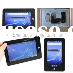 NEW 7 Inch Google Android 2.3 Tablet 4GB 256MB DDR 2 WiFi 1GHz 1080P Flash 10.1