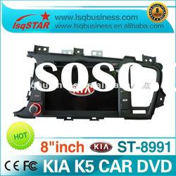 New Car DVD Player/CAR DVD/GPS/ For KIA K5 With function Bluetooth,GPS,CD Player,