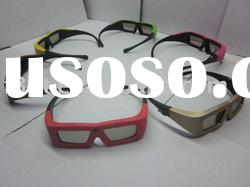 Nice looking Plastic 3d glasses for theater