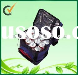 Non-woven cooler bag with Zipper closure