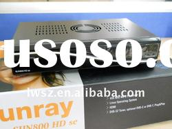 OEM Sunray 800hd se satellite receiver/set top box for Europe market