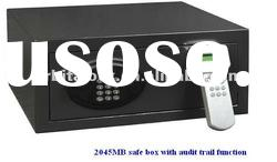 ORBITA digital hotel safe box with handset for audit trail function ( Very strong)