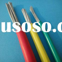 Overhead PVC Insulation aluminum electrical wire&cable