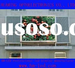 P16 outdoor full color video led screen