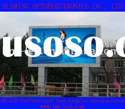 P25 outdoor full color video led screen
