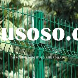 PVC coated Garden fencing wire mesh