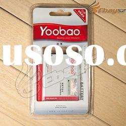 PY- Cheap YOOBAO High-quality Li-ion Battery For Samsung i9220 GALAXY NOTE 2000mAh LF-0469