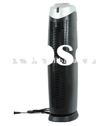Portable HEPA air purifier M-K00A2 with ionizer and UV germicidal lamp