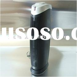 Portable HEPA filter air purifier with UV sterilization