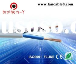 Professional UL PVC Cable BV-Single-Multi Core PVC Insulated Electrical Cable