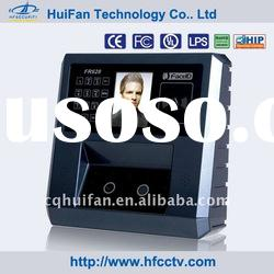 RFID and Face Recognition Time Attendance with Access Control Function HF-FR628