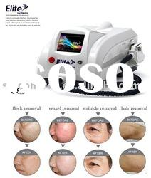 RF and IPL in one machine, Elight hair removal, wrinkle removal