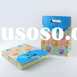 Reasonable price High quality customized festival or promotion Gift Paper Bag