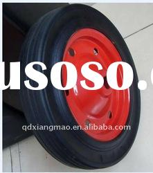 Rubber wheel 13*3 with top quality and low price