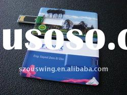 Shenhen factory supply the good quality best price promotional usb card memory stick