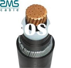 Single Core XLPE Insulated Power Cable With Steel Wire Armored