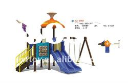 Soft multifunctional Outdoor playground for kids