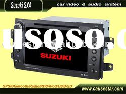 Special Car DVD Player for Suzuki SX4