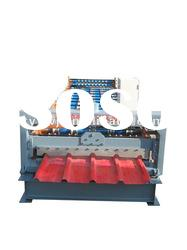 TY30-245-980 automatic bottom plate roll forming machine reinforcing