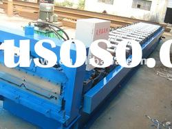 TY54-410-820 automatic roof panel corrugated tile roll forming machine