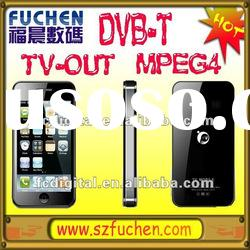 Touch Screen DVB-T TV Mobile Phone with Dual SIM
