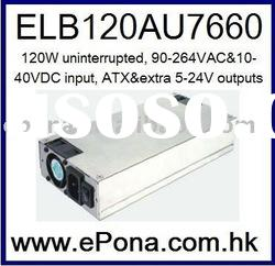 Uninterrupted 120W Power Supply ATX